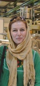 Iran - Farahnaz Sadidi